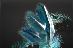 Uncommon Frost Shard Pauldrons