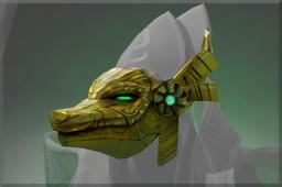 Rare Moldering Mask of Ka