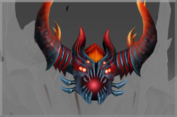 Rare Helm of the Fathomless Ravager