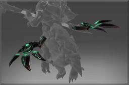 Rare Obsidian Guard Wings