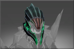 Inscribed Common Obsidian Guard Helm