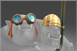 Mythical Headgear of the Shoreline Sapper