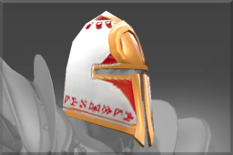 Uncommon Runed Helm of Valor