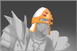 Common Helm of the Radiant Crusader