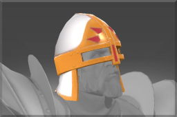 Strange Inscribed Helm of the Radiant Crusader