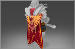 Rare Winged Paladin's Glorious Cape