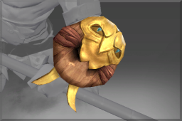 Common Gauntlet of the Golden Mane