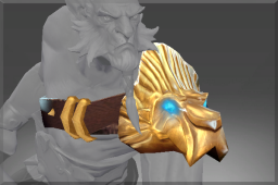 Uncommon Shoulder of the Golden Mane