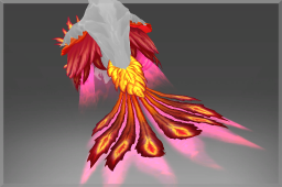 Mythical Feathers of the Vermillion Crucible