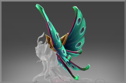 Infused Mythical Wings of the Ethereal Monarch