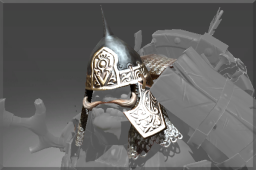 Uncommon Old Helmet of the Bogatyr