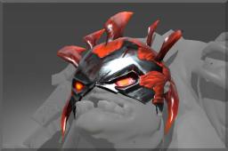Rare Helm of Tarrasque