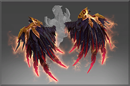 Genuine Immortal Bloodfeather Wings