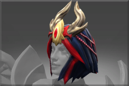 Uncommon Crown of Sanguine Royalty