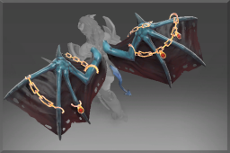 Cursed Rare Chained Wings