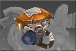 Rare Warcog Metal Mask
