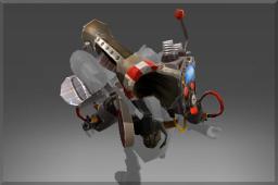 Common Warcog Body Armor