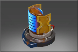 Inscribed Mythical Warcog Electro Zapper