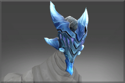 Rare Helm of the Twisted Arc