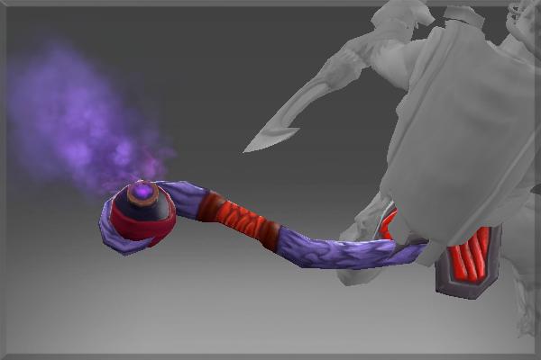 ToXiC RadiAtiOn's Smoke Bomb of Monstrous Reprisal