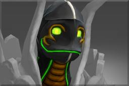 Uncommon Mask of Inscrutable Zeal