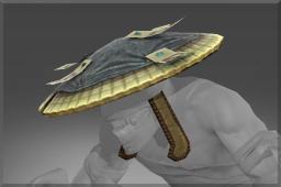 Rare Mysterious Vagabond's Hat