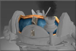Uncommon Furnace of the Steamcutter