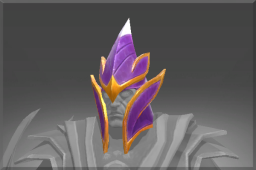 Auspicious Rare Helm of the Silent Guardian