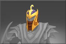 Common Helmet of the Silent Champion