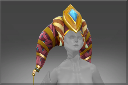 Rare Headdress of the Slithereen Nobility