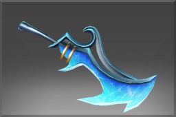 Uncommon Offhand Cutlass of the Iceborn Trinity