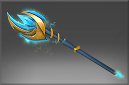 Rare Aethereal Crescent Wand