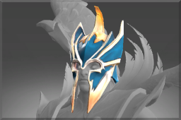 Frozen Rare Cloud Forged Great Helm