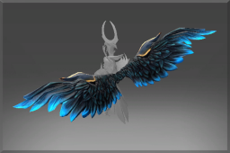 Rare Cloud Forged Great Wings