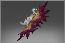 Infused Mythical Wings of the Manticore