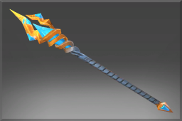Uncommon Staff of Retribution