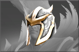 Uncommon Rune Forged Helm