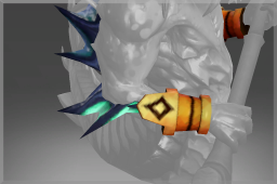 Uncommon Deep Vault Guardian Armplates
