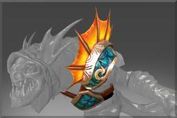 Rare Pauldron of the Ocean Conqueror