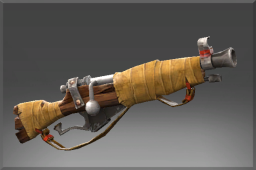 Cursed Uncommon Hare Hunt Rifle