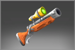 Rare Rifle of the Great Safari