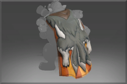 Uncommon Pelt of The Howling Wolf