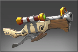 Uncommon Rifle of The Howling Wolf