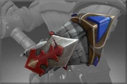 Uncommon Gauntlet of The Iron Drakken