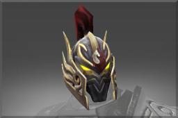 Rare Helmet of The Iron Drakken