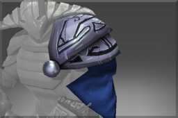 Uncommon Dressed Pauldron of the Flameguard