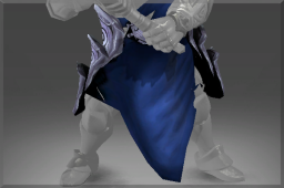 Rare Commander's Skirt of the Flameguard
