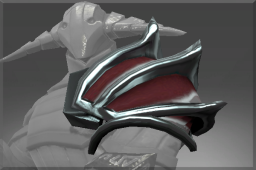 Strange Inscribed Fluted Guard of the Swordmaster