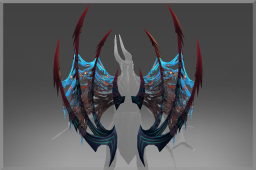 Mythical Wings of the Foulfell Corruptor