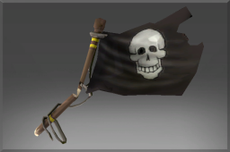 Uncommon Pirate Slayer's Black Flag